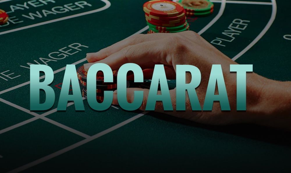 The concepts of online baccarat